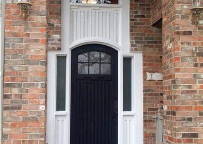 Custom Iron Door 338