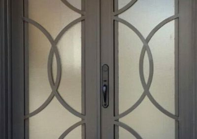 Custom Iron Door 335