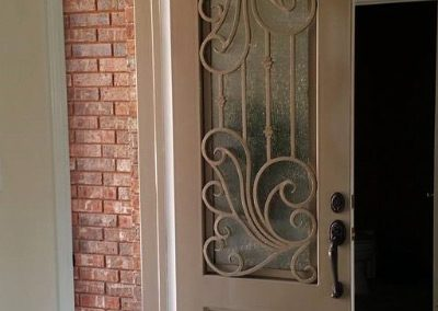 Custom Iron Door 332