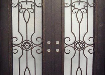 Custom Iron Door 360