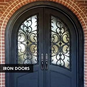 Custom Iron Door Manufactuting